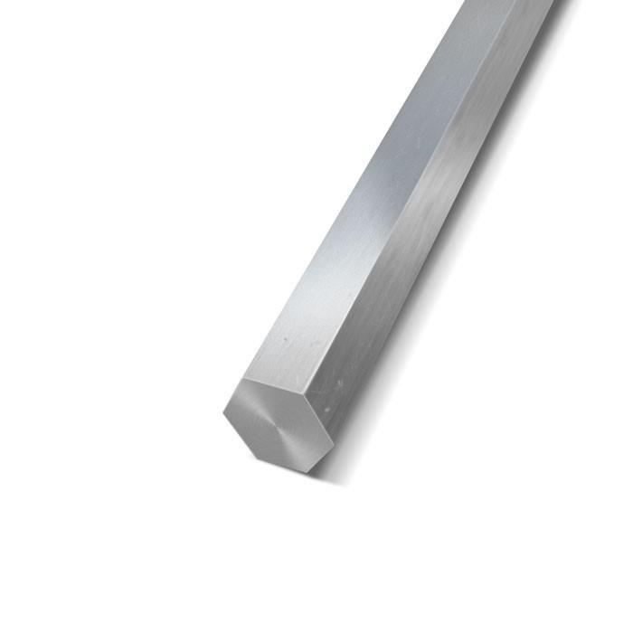 Aluminium Hexagon Bar 3/8