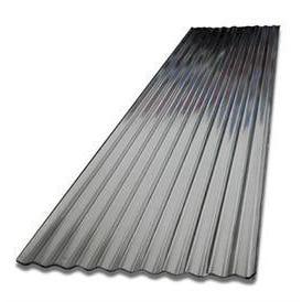 2500mm Corrugated Roof Sheet Mild Steel Sheet Corrugated Roof