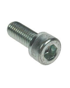 M20 BZP Cap Head Screws M20 x 90