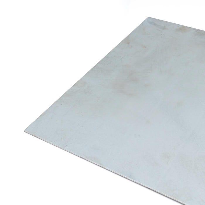 2mm Thick Zintec Mild Steel Sheet Zintec