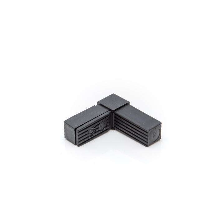 Square Tube Connectors 20mm 2 Way