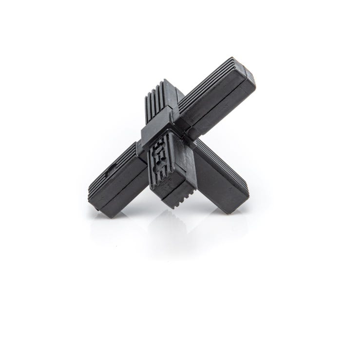 Square Tube Connectors 20mm 5 Way