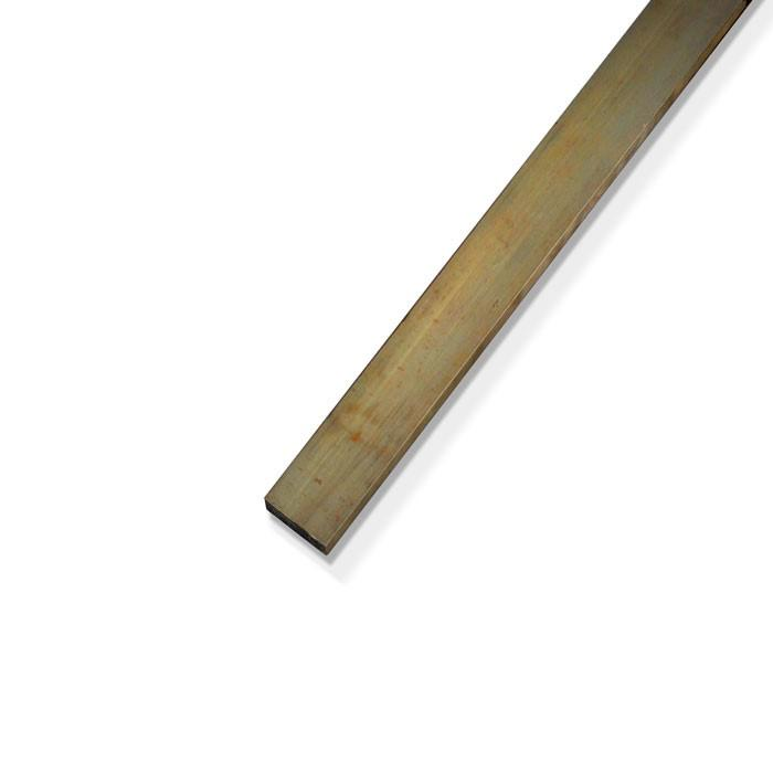 Bronze Flat Bar PB102 7/8