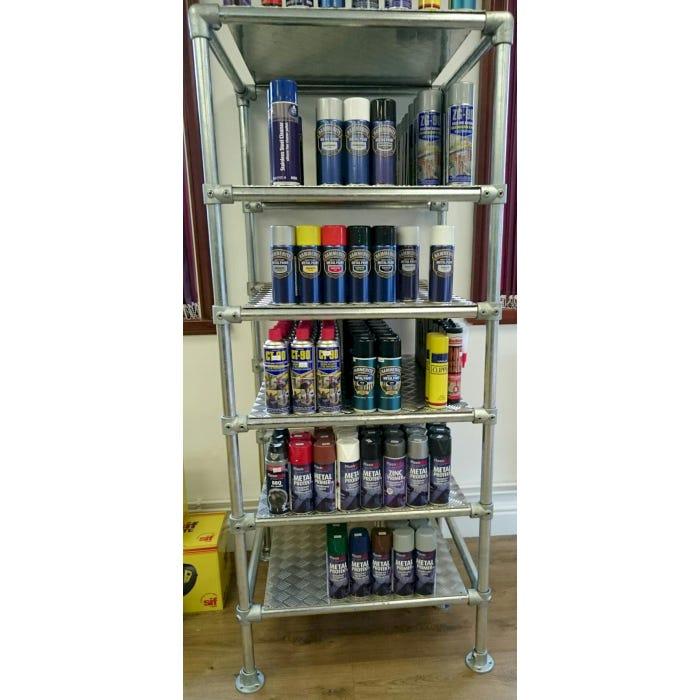 Tube Clamps - Size B TubeClamp Kits Storage Racking