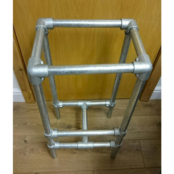 Tube Clamps - Size B TubeClamp Kits Stool