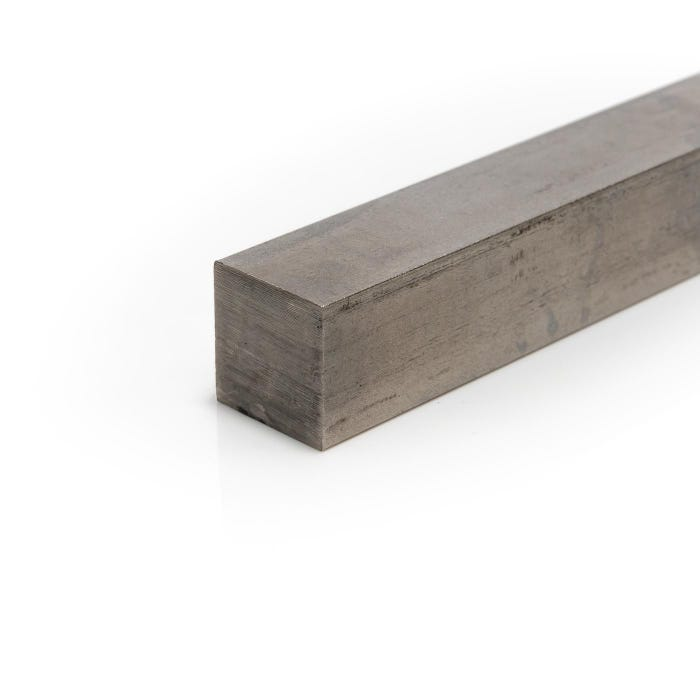 Stainless Steel Square Bar 25mm 304