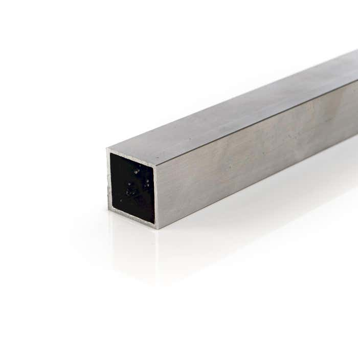 Aluminium Box Section 63.5mmX63.5mmX3.2mm(2.1/2