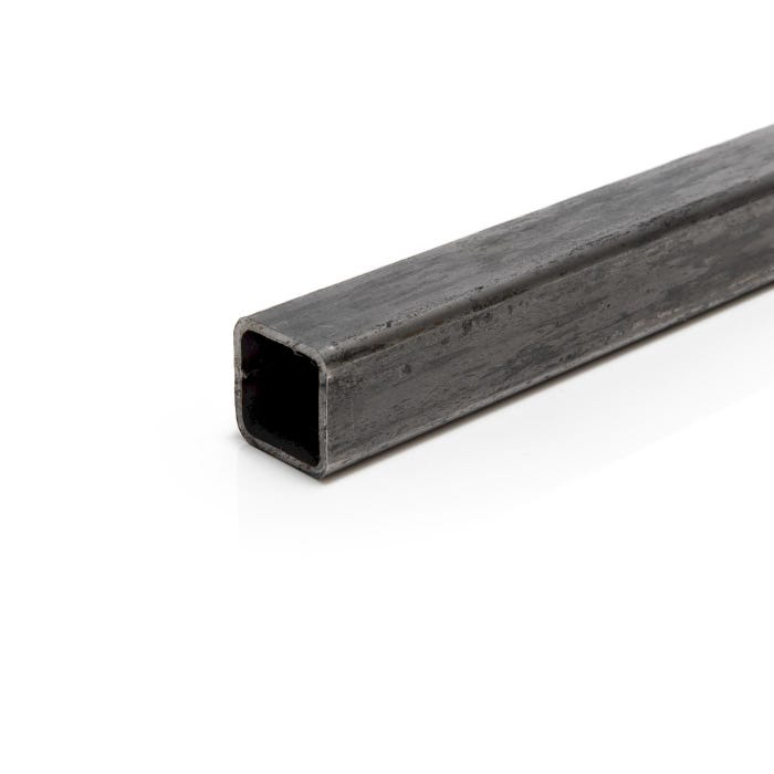 75mm X 50mm X 3mm Mild Steel Box Section