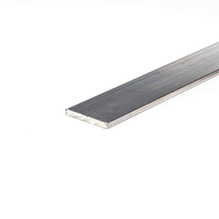 Aluminium Flat Bar 31.8mm X 19.05mm (1 1/4