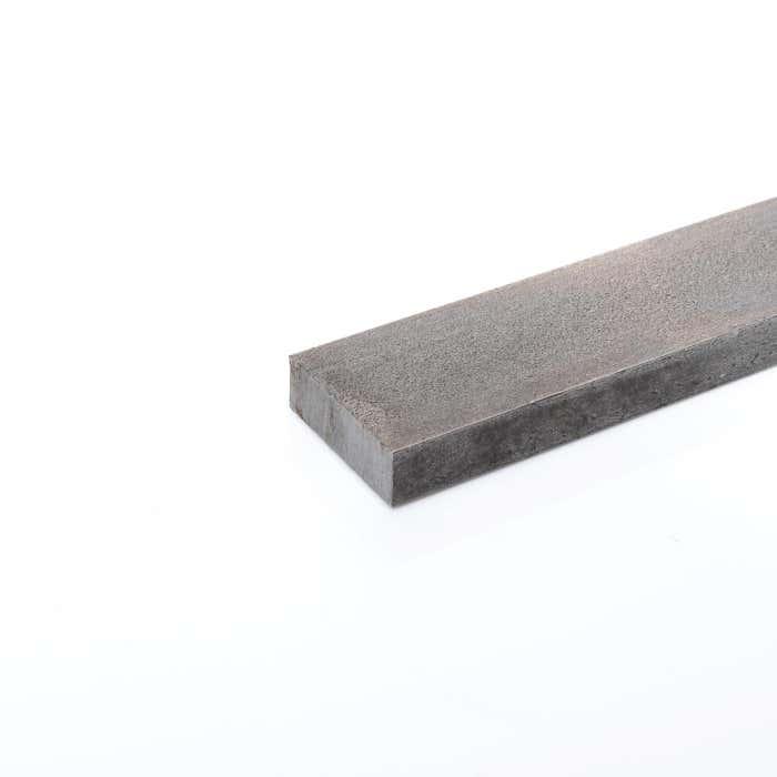 40mm x 25mm Mild Steel Flat Bright