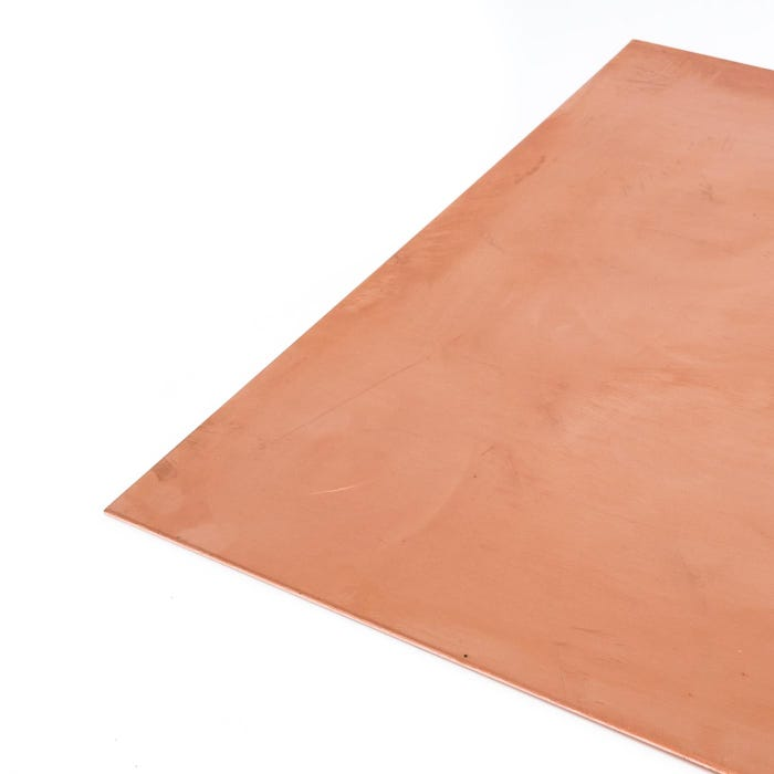 Copper Sheet C106 8mm Thick