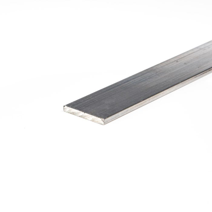 Aluminium Flat Bar 76.2mm X 6.35mm (3