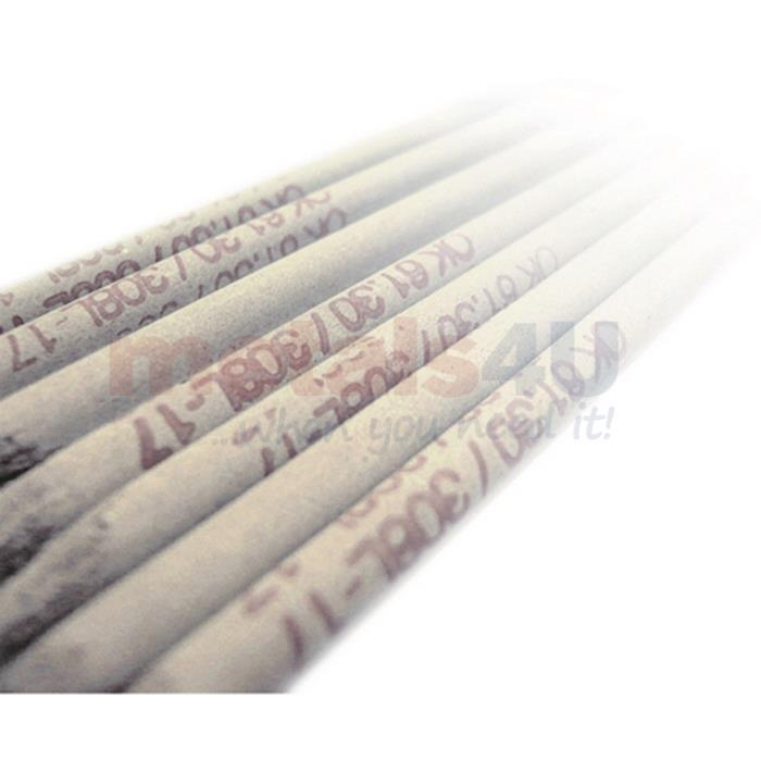 Stainless Steel Welding electrodes Murex OK 308L 2.5mm  0.7Kg
