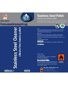 Stainless Steel Stainless Steel Cleaner