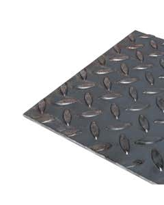4.5mm Thick Checker Plate Mild Steel