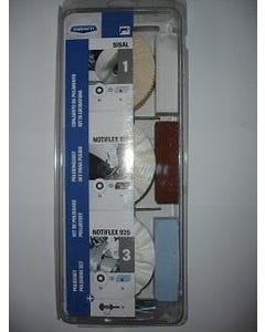 Satin Metal Polishing Kit