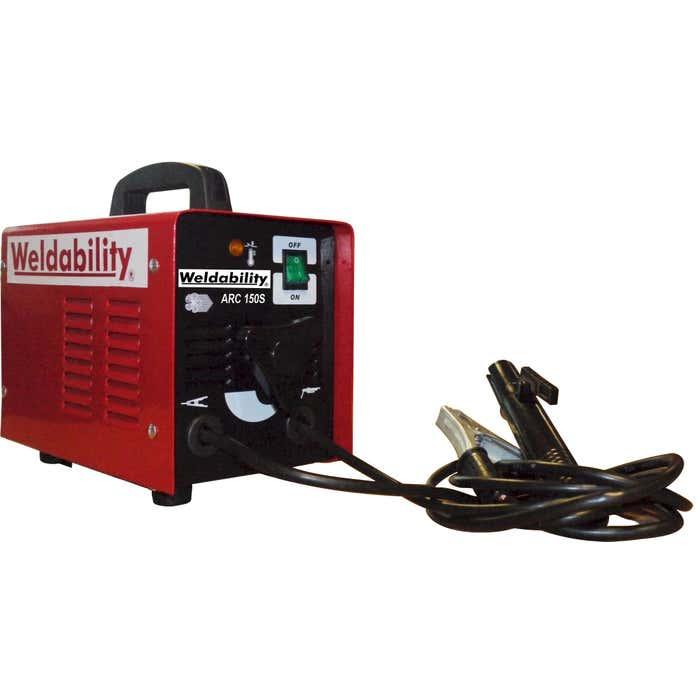 Stick Welders - AC ARC 150S MACHINE 230V/400V