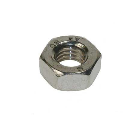 A4 Stainless Steel Nuts M20 50 Pack