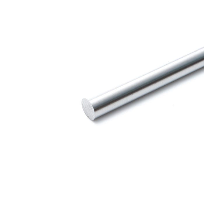 3/4in(19.05mm) Silver Steel Mild Steel Silver Steel