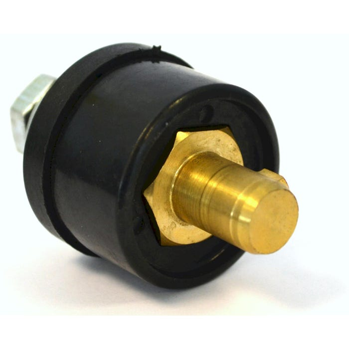 Welding Cable Connectors DIN TYPE PANEL PLUG 35-50MM