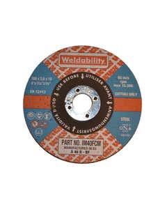 Cutting Discs FLAT CUTTING DISC (300X4.0X22MM)