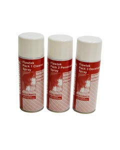 Detection Sprays FLAWTEK PENETRANT       (400MLS)