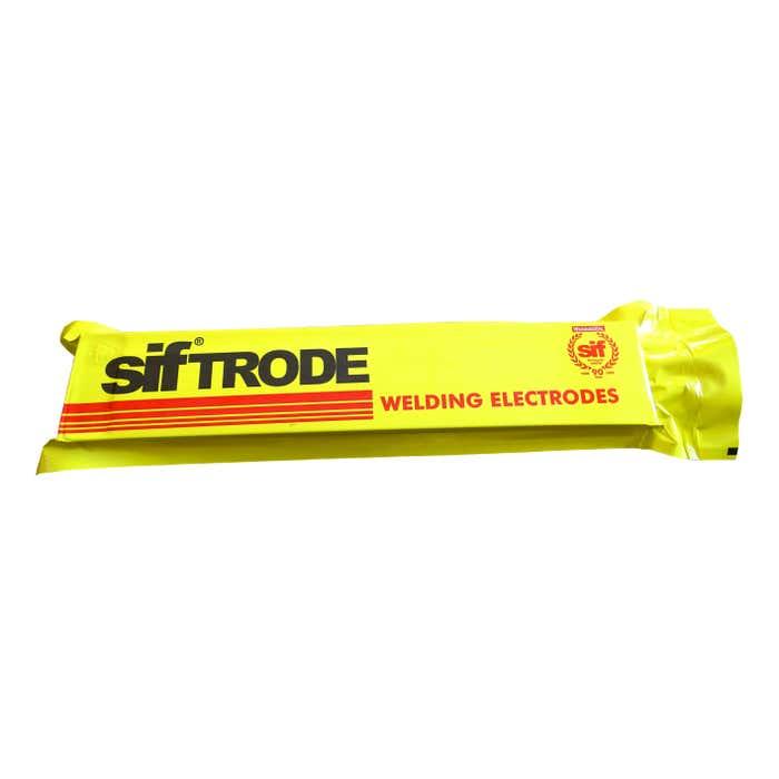 Welding Electrodes Mild Steel SIFTRODE 7018-M 2.5MM x 350MM 5KG