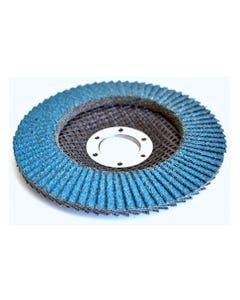 Flap Discs - Zirconium FLAP DISC 100X22MM 40 GRIT - ZIRC