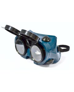 Goggles Welding Safety 50MM ROUND FLIP-FRONT GOGGLE