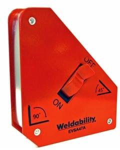 Gas Hand Equipment ADJUST-A-MAGNET WELD SQUARE 34KG