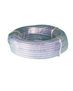 Hose - Unfitted PVC REINFORCED HOSE   6MM PER MTR