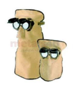 Leather Welding Masks LEATHER MASK + FLAPS + CAP