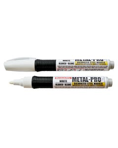 Markers METAL PRO GALV MARKER WHITE