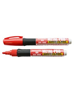 Markers METAL PRO GALV MARKER RED