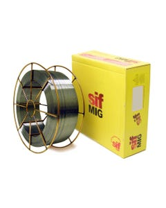 Mild Steel Mig Wire SIFMIG ZERO SG2 1.0MM 18KG CU-FRE