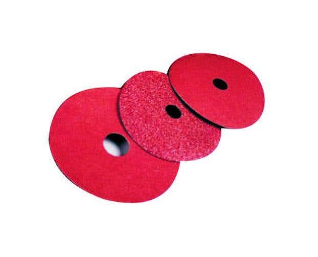 Sanding Discs - Alox SAND DISC (AL-OX) 115X22MM 24 GRIT