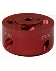 TIG Process Tools RED GRINDING HEAD 1.0/4.0/4.8/6.0