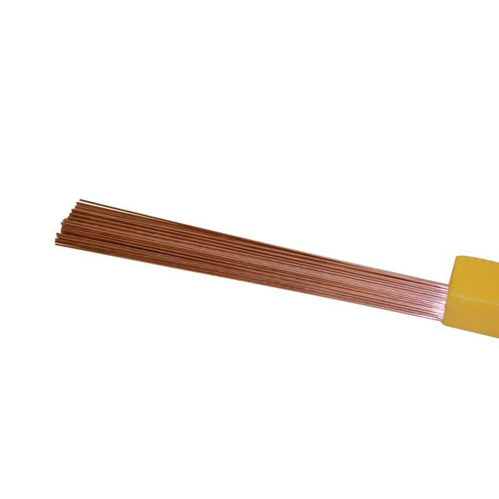 Copper Tig Rods SIFSILCOPPER NO 7 2.4MM 5.0KG HQ