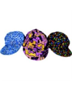 Welders Caps and Bandanas CRAZY CAPS - MULTI-SIZED