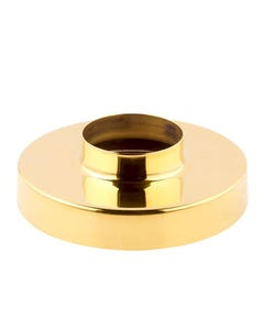 38mm Brass End Caps, Finials & Flanges Flange Cover 38mm