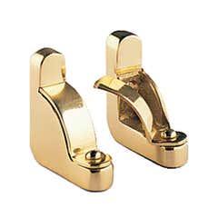 Brass Fixings Stairway Carpet Brackets