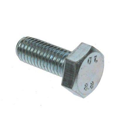 M30 Setscrews Bright Zinc Plated M30 x 100 BZP 5pk