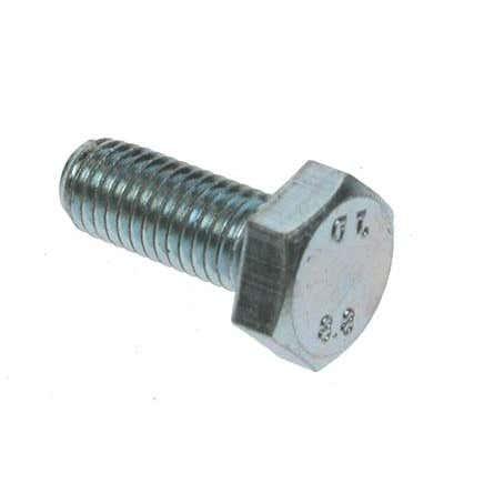 M12 Setscrews Bright Zinc Plated Zinc Plated M12 x 35 – pack size 100