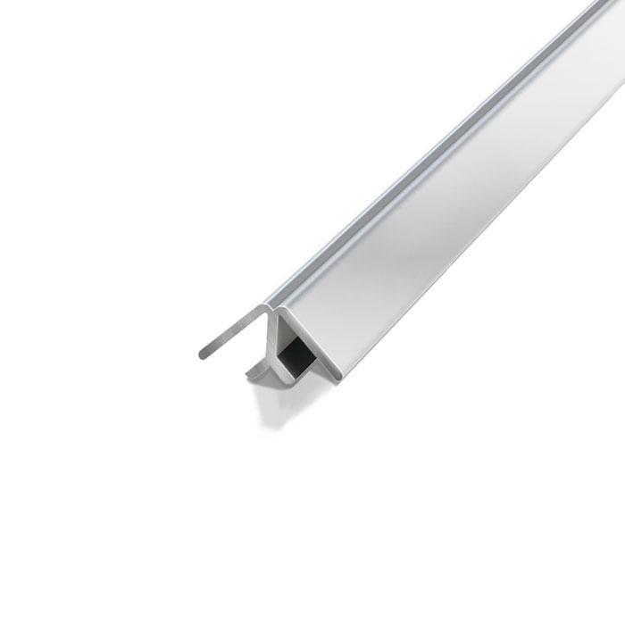 Anodised Aluminium Wall Board Section 3.18mm (1/8