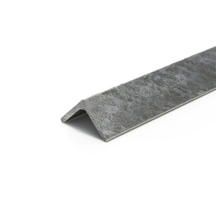 20mm x 20mm x 3mm Mild Steel Galvanised Angle