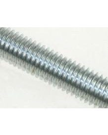 Metric Threaded Rod BZP M24 Threaded Rod Zinc Plated