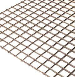 """2"""" x 2"""" x 10swg Infill Panel Mild Steel Mesh Weld Mesh"""