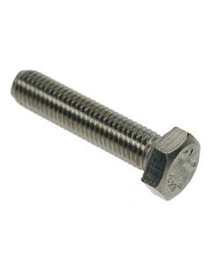 M12 A2 Stainless Steel Hex Bolts M12 x 55