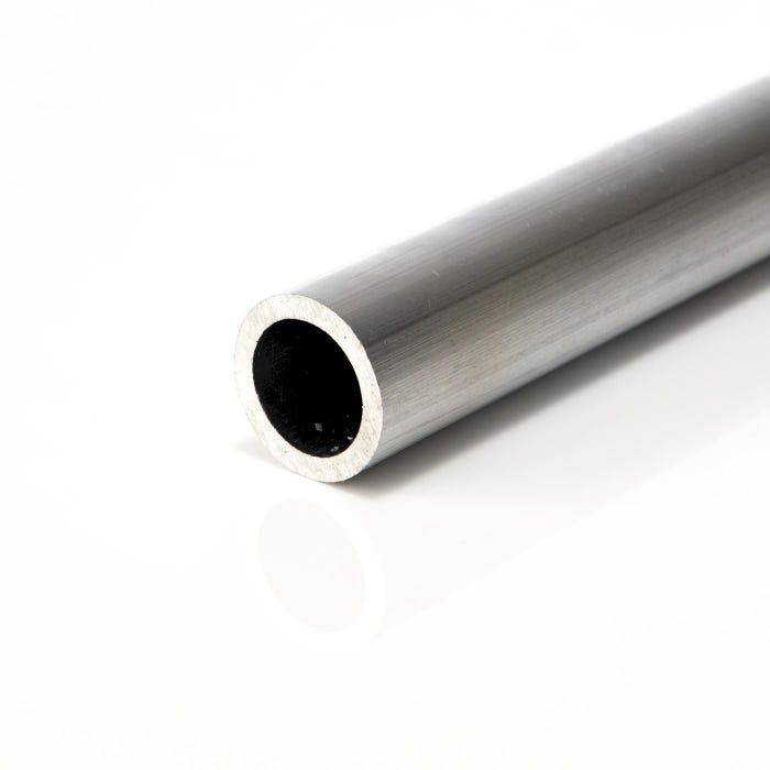 Aluminium Tube  38.1mm x 6.3mm ( 1 1/2