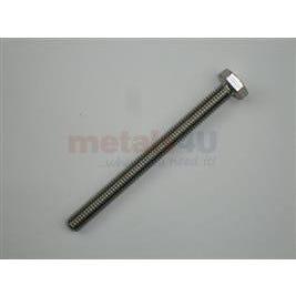 M10 A2 Stainless Steel Hex Setscrews M10 x 20